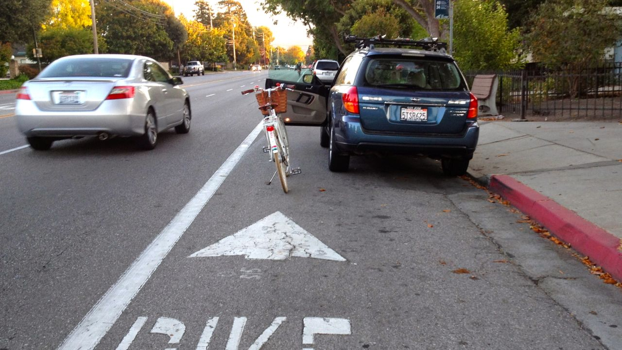 the california street road diet great streets mountain view